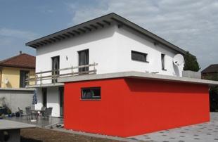 Haus Urso - Architekturbüro Leda Haeber - Frick