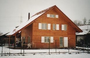 Haus Meier - Architekturbüro Leda Haeber - Frick